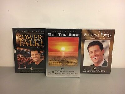Real social dynamics the blueprint decoded 20 cd version pua brand new anthony robbins box sets get the edge personal power power talk malvernweather Gallery