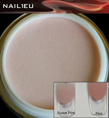 PROFILINE maquillage poudre acrylique camouflage rose nail1eu 15ml/10g POWDER