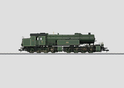 Märklin 55962 1 Gauge Steam Locomotive BR 96 MFX SOUND NIP Insider Club