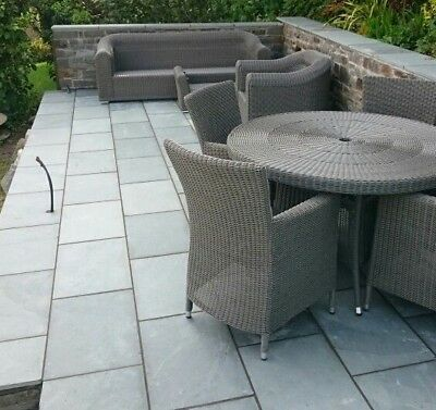 Slate Paving Slabs - Grey - Patio and Garden - OVERSTOCK / CLEARANCE / CHEAP