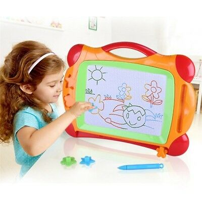 AU Magnetic Magic Drawing Writting Board Sketch Doodle Art For Children Kids Toy