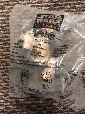 Star Wars Episode 1 - SEBULBA Figure Cup Top (KFC/Pizza Hut/Taco Bell) 1999