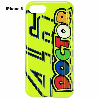 Offizielles Valentino Rossi iPhone 6 Cover, 46 The Doctor, Gelb, MotoGP