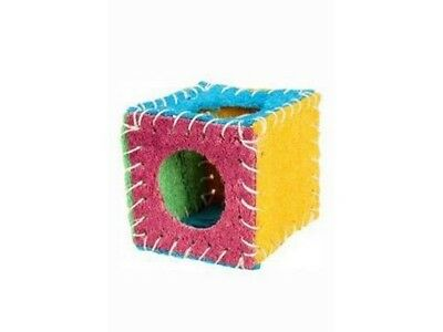 Jouets  Rongeurs Loofah Kit Cube  Zolux