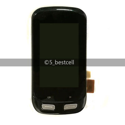 Für Black Touch Digitizer+Lcd Display Assembly Parts Für Garmin Edge 1000