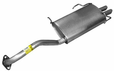 Exhaust Muffler Assembly-Quiet-Flow SS Muffler Assembly Walker 54295