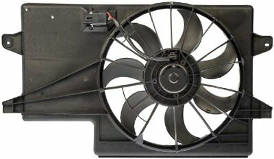 Radiator Fan Assembly Without Controller