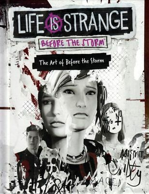 Artbook / Life Is Strange - Before The Storm / limited Edition