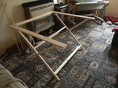 Old Guys Rigid Heddle Loom Stand