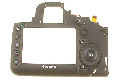 Canon Eos 5D Mark Iii Rear Cover Assembly Back New Made By Canon