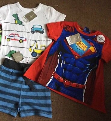Next Boy Clothes Bundle Brand New With Tags Age 9-12 Months