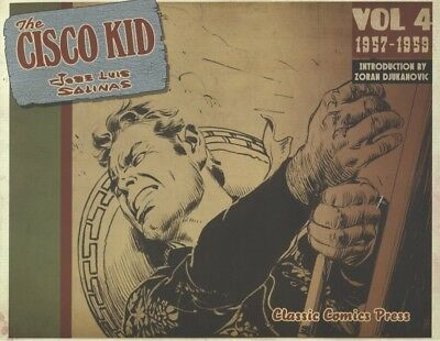 Cisco Kid Jose Luis Salinas & Reed Tpb Vol 04 1957-1959 New/unread