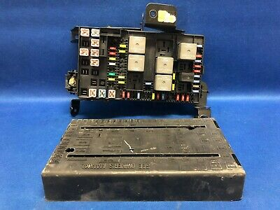 05 ford f350 f250 truck interior fuse panel junction distribution box &  relays