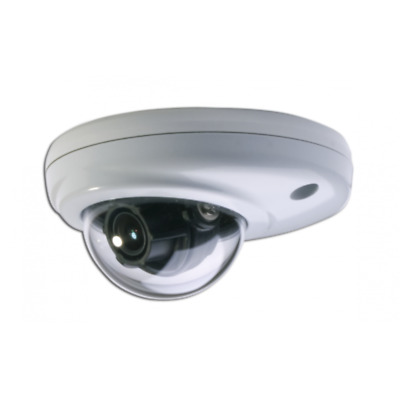 NEW Ganz PixelPro ZN1-M4FN3 1080p Indoor Mini IP Dome with GXi Technology