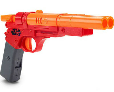 STAR WARS Han Solo Story NERF Glowstrike Qi'ra Pistol Blaster ROLEPLAY COSPLAY