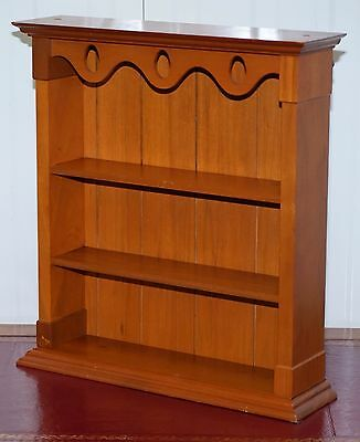 Miniature Collectors Bookcase Wall Mounted Or Table Top Spice Shelf Or Antiques