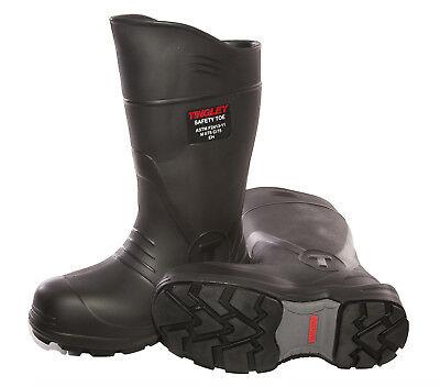 Tingley Flite 27251 Safety Toe Boots w/ Cleated Outsole, SZ 10