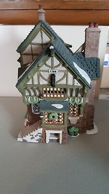 Dept 56 dickens village The Pied Bull - 1993