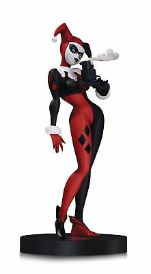 Dc Designer Series Harley Quinn By Bruce Timm Statue New Nib