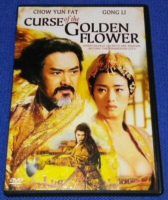 Curse of the golden flower action movie starring chow yun fat curse of the golden flower dvd mightylinksfo