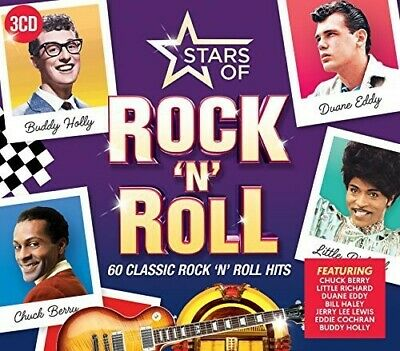 Various Artists - Stars Of Rock N Roll / Various [New CD] UK - Import
