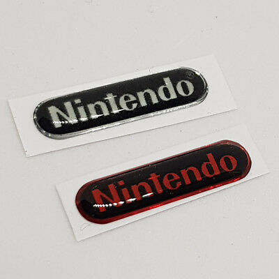 Nintendo Domed Logo for Gameboy Advance SP AGS 001 101 Doming Dome Replacement