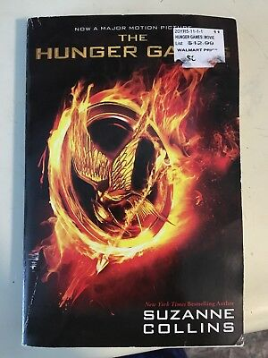 The Hunger Games Bk. 1 by Suzanne Collins (2012, Paperback)