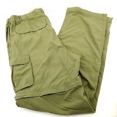 Boy Scouts Of America Convertible Switchback Trail Pants Men's Size Large 34x35