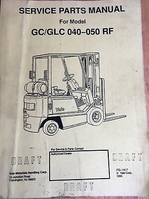 Yale gp glp gdp 040 060 rf tf forklift lift truck parts manual book yale gcglc 040 050 rf forklift lift truck parts manual book catalog itd fandeluxe Image collections