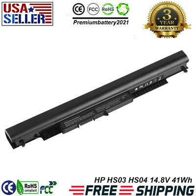 Battery For HP Notebook 14-an013nr 15-ay013nr 15-ba009dx 15-ay191ms 15-ac130ds