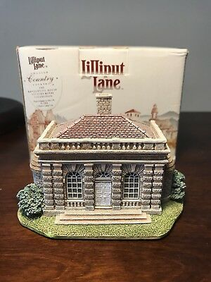 Lilliput Lane The Banqueting House Studley Royal Collection