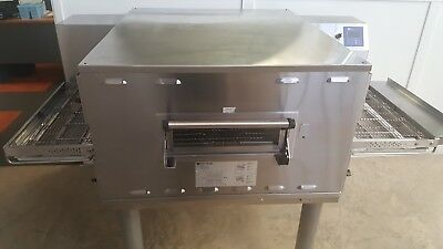 Middleby Marshall ps636g wow2 conveyor pizza oven demo unit 12 months warranty