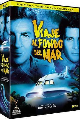 Viaje Al Fondo Del Mar - Primera Temporada Completa (Voyage To The Bottom Of The
