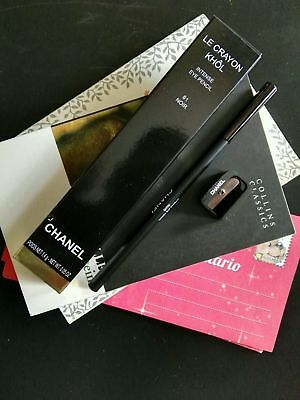 Matita Eye-Lyner Chanel Le Crayon Khôl Intense Eye Pencil 61 Noir Nera