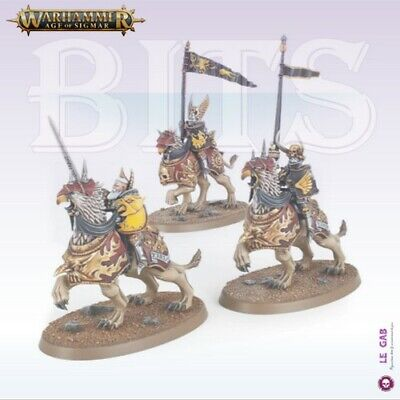 Bits Free Peoples Demigryph Knights Warhammer Aos
