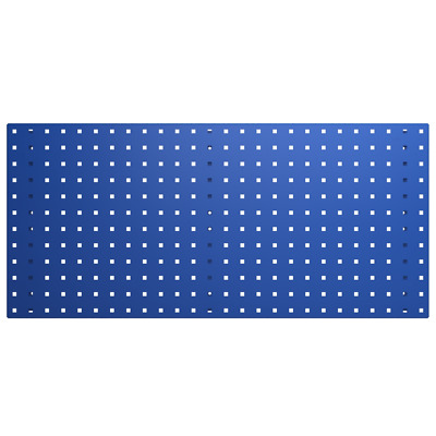 Bott 1000mm Blue Perfo Panel 14025117.11 | Bott Workplace Storage | Tool Board