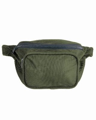 Mil-Tec Waist Bag Pouch Bum Bag Belt Pocket Carry Light Hiking Camping Outdoors