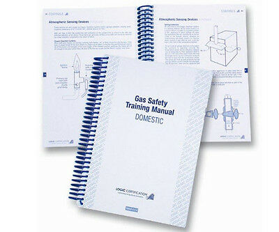 Logic Certification Domestic Gas Safety Training Manual