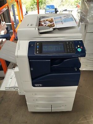 Xerox Workcentre 7530 Full Colour All-In-One Printer (Low Print Count!)