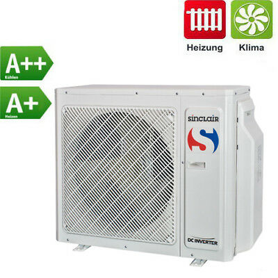 Sinclair Multi Split Inverter außengerät ms-e28ain 8KW