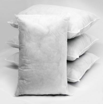 Rectangular Oblong Hollowfibre Extra Filled Cushions Inner Pads