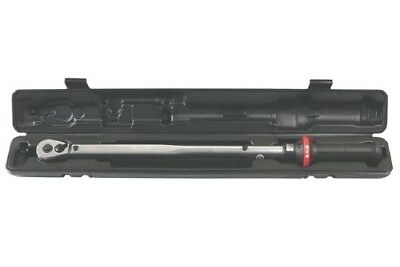 Professional torque Wrench 60-300Nm 1/2 Drive - Calibration Certificate  595mm L