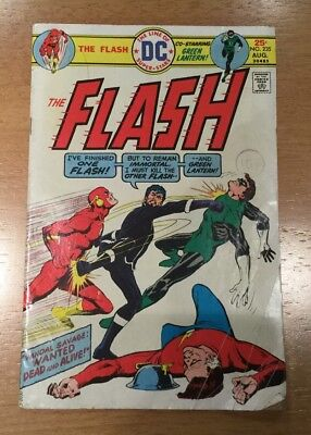The Flash #235 August 1975