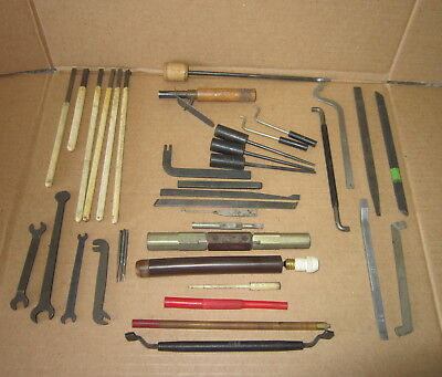 Vintage Western Electric Bell System Central Office Switch Tools38 Pieces