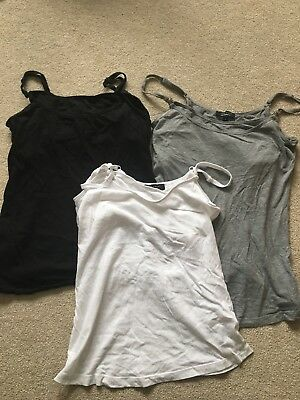 3x Newlook Maternity Nursing Tops Size 12