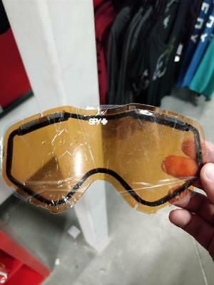 SPY Zed Goggles Persimmon Lens - END-SEASON CLEAROUT!
