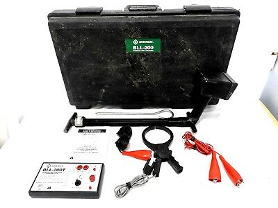 Greenlee Bll-200 Pipe And Cable Locator ( Elm  )