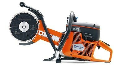 Husqvarna K760 Cut n Break Saw w/ EL35 Blades - New - breaking tool included
