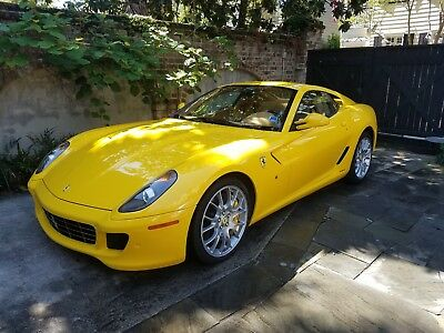 2008 Ferrari 599 Fiorano Coupe 2-Door Rare 599 with new clutch and fresh service