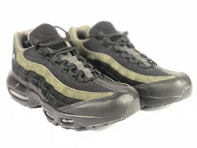 NIKE AIR MAX 95 HAL AH8444 001 Patch BlackBlack Cargo Khaki